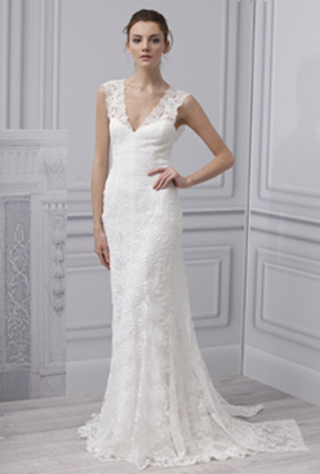 Monique Lhuillier Spring 2013 Wedding Dresses | PreOwned Wedding ...
