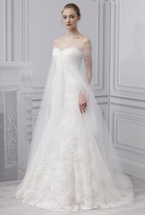 Monique Lhuillier Spring 2013 Wedding Dresses   PreOwned Wedding Dresses