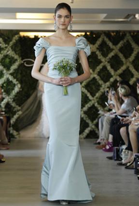 Oscar de la Renta | Spring 2013 Wedding Dresses | PreOwned Wedding ...