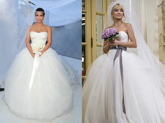 Celebrity Wedding Dresses At a Fraction of the Cost PreOwned