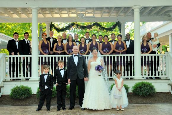 Whitehead manor charlotte wedding venues