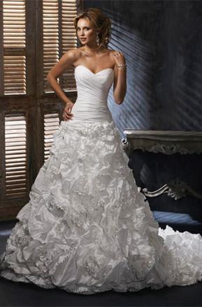 Sunday Rose Wedding Dress