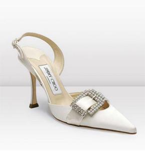 Norway Jimmy Choo Bridal Shoes - Blog Shoe Drool Jimmy Choo Wedding Shoes