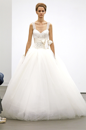 Vera wang fall 2013 bridal collection preowned wedding dresses - Dressing modellen ...