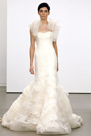 Wedding Dresses Fall 2013 Collection The gowns are both classic and