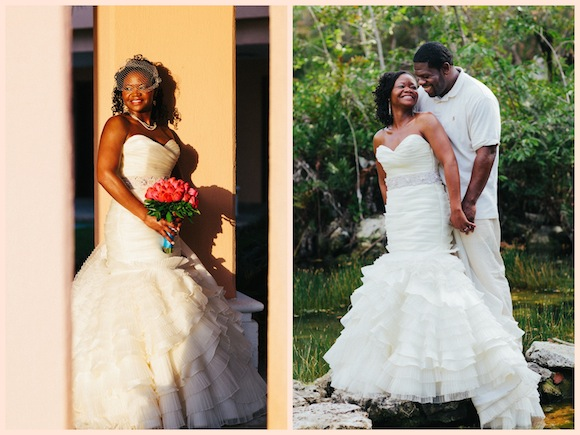 Caribbean Wedding Dresses - Ocodea.com