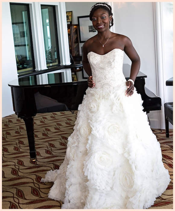 Pre Owned Wedding Gowns: Kenneth Pool Wedding From Bryan Glen