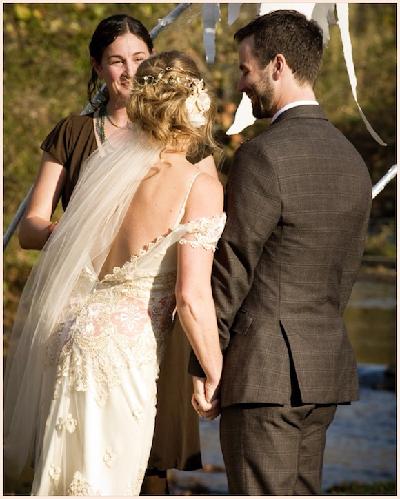 Outdoor Wedding Ceremony Eau Claire: Claire Pettibone Wedding From Jesse Kitt