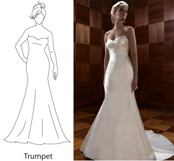 Wedding Gowns For Petite Figures: PreOwned Wedding Dresses