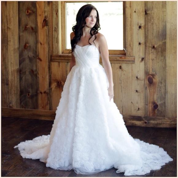 Jessica + Greg   Lela Rose Wedding from Laura Murray Photography ...