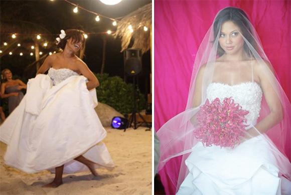 14 wedding dresses we love preowned wedding dresses