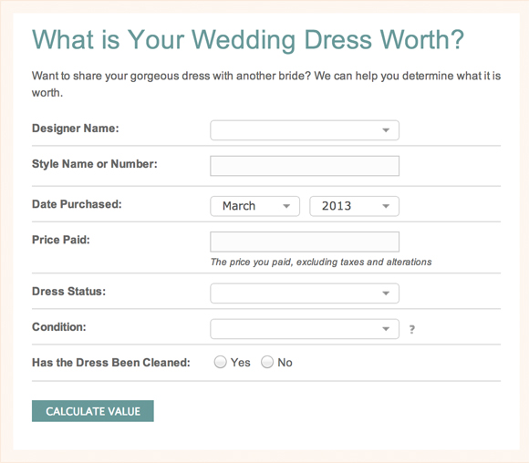 good This handy wedding calculator will help you put a budget in the ...