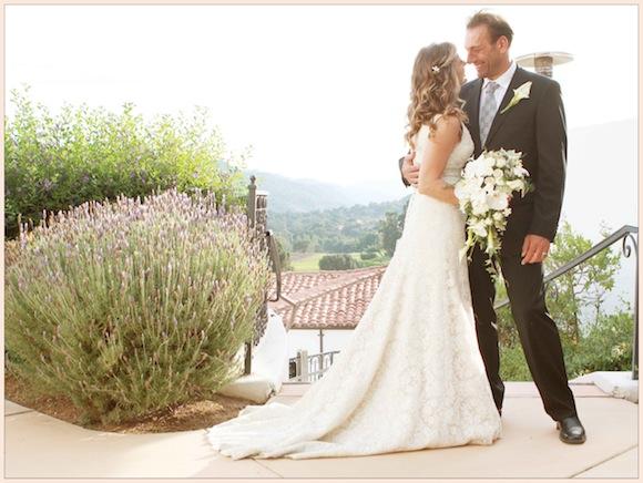 Monique Lhuillier Wedding From Houston