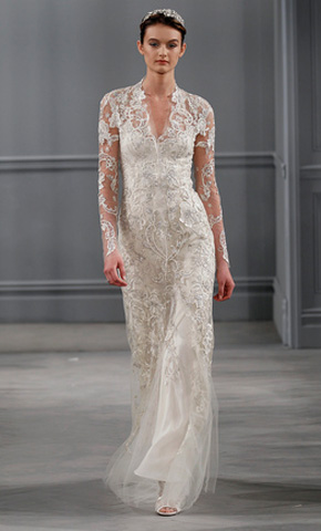 Marchesa Fall 2014 Wedding Dresses Bridal Market PreOwned