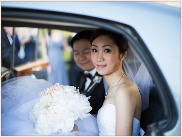 Agnes Ludwig Vera Wang Wedding From Anna And Spencer