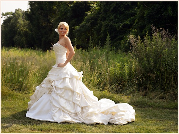 Princess Ball Gown Wedding Dresses: Pnina Tornai Wedding From Jamie K