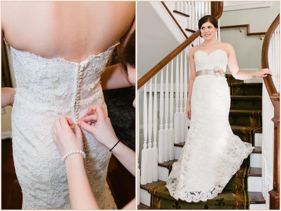 Danielle James Alvina Valenta Wedding From Carrie Joy