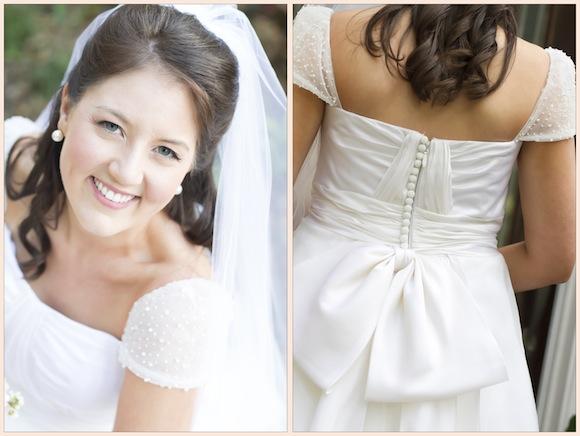 How Nicole Felt In Her Wedding Dress