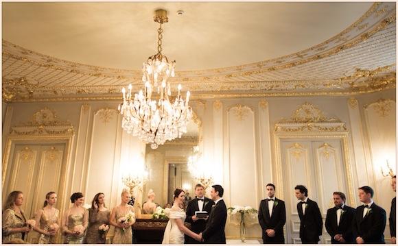 Brenna + Nicolas | Romona Keveza Wedding from Christophe Flers ...