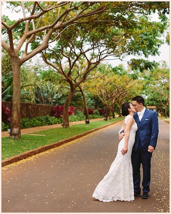 Cheline eugene monique lhuillier wedding from penny for Wedding dresses eugene oregon