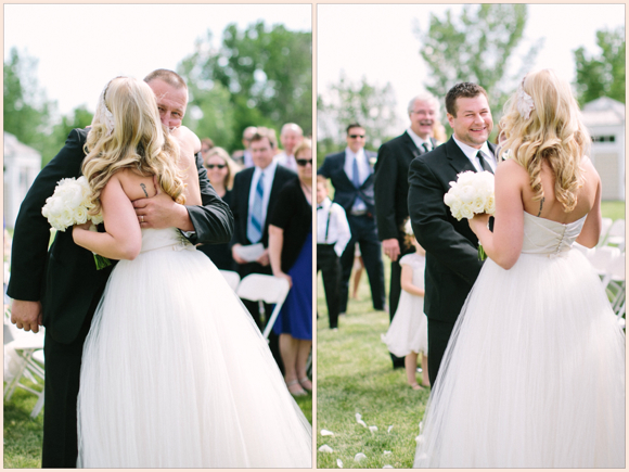 Amsale Wedding From Erin Jean Photography