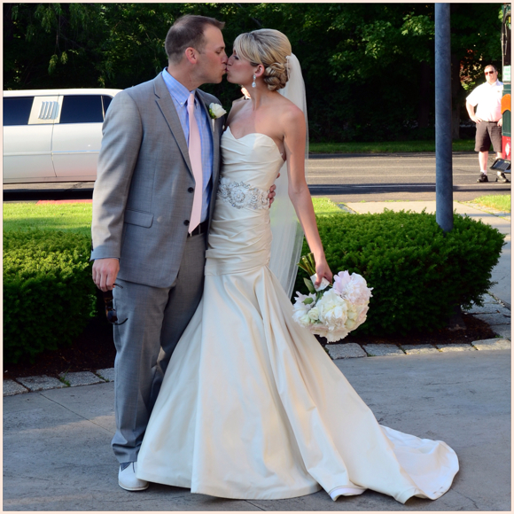 Pre Owned Wedding Gowns: Lazaro Wedding From SuDaJe Photography