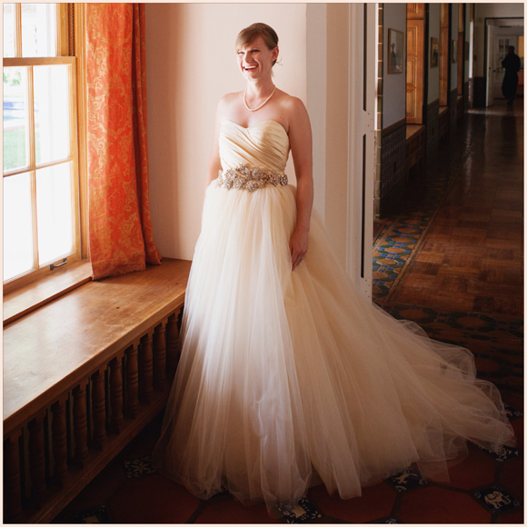 Preowned Wedding Gown: Lazaro Inspired Gown Wedding From Laura