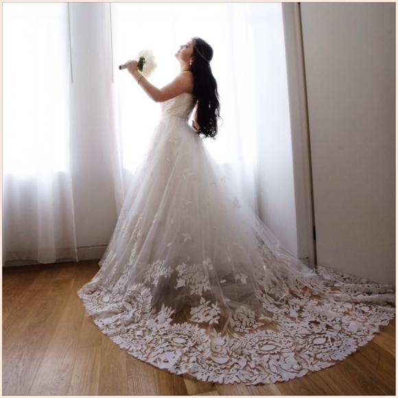 Wedding Chuppahs For Sale: Oscar De La Renta Wedding From Yuliya