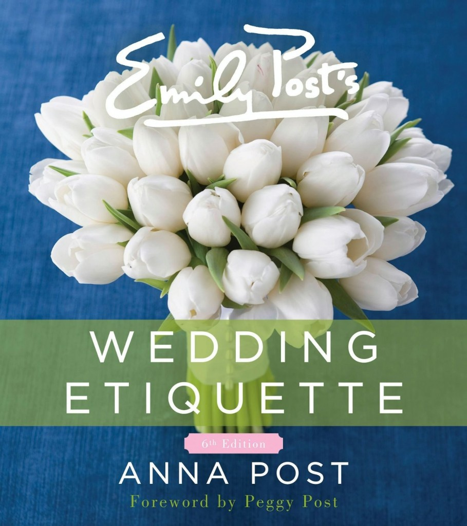 Emily Post Wedding Gift Etiquette: Must-Read Wedding Books