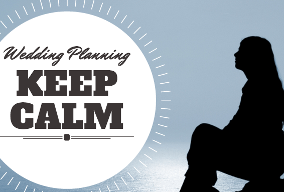 wedding planning keep calm