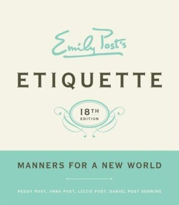 Emily Post Wedding Etiquette Gift Giving : Best Wedding Books - Top Wedding Websites