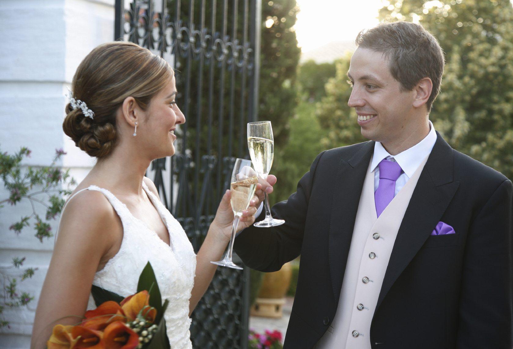 second wedding toast