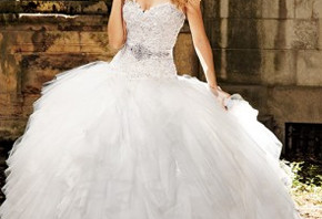 Eve of Milady 1461, for sale on PreOwnedWeddingDresses.com