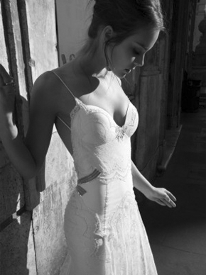 Inbal Dror 12-16, for sale on PreOwnedWeddingDresses.com