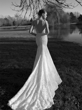 Inbal Dror 13-5, for sale on PreOwnedWeddingDresses.com