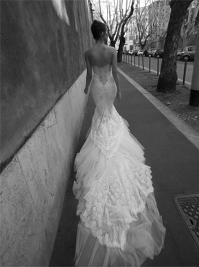Inbal Dror BR 12-5, for sale on PreOwnedWeddingDresses.com