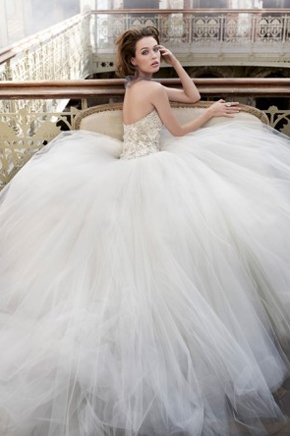 Lazaro LZ3209 for sale on PreOwnedWeddingDresses.com