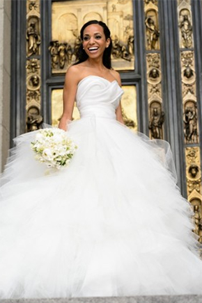 Marchesa B50802, for sale on PreOwnedWeddingDresses.com