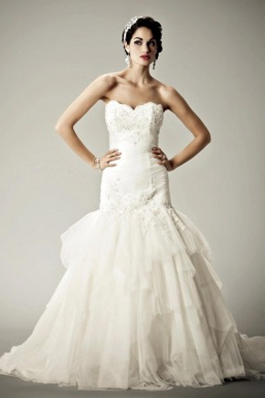 Matthew Christopher Saxony, for sale on PreOwnedWeddingDresses.com