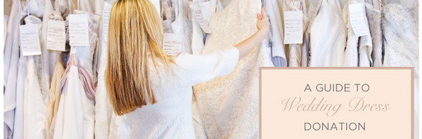 donate your wedding dress to charity
