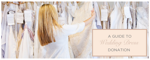 Donate your wedding dress options to help make a for How to clean your own wedding dress