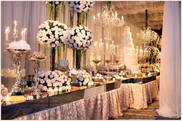 Wedding Salon Decoration Ideas Mariella Andres Elie Saab From Josua Degel