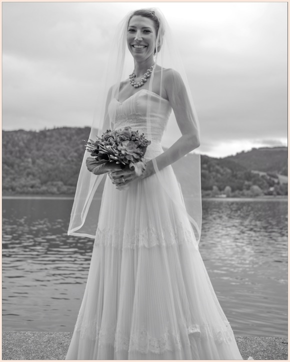 Preowned Wedding Gown: Melissa Sweet Wedding From Martin Blunden