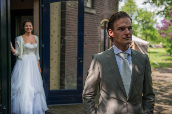 Jussi + Jurgen | Jenny Packham Wedding by Rob Baar Photography | PreOwnedWeddingDresses.com