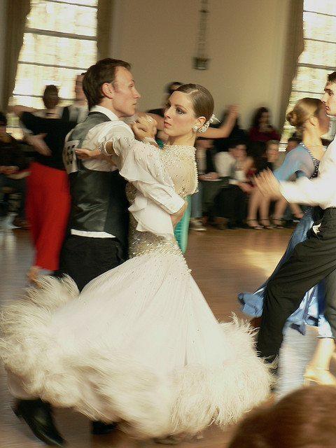 ballroom wedding gift