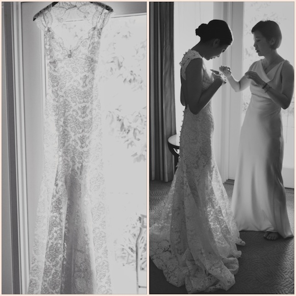 Monique Lhuillier Wedding From Sweet