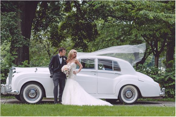 Lazaro 3217 | Lazaro 3217 | PreOwnedWeddingDresses.com Real Weddings