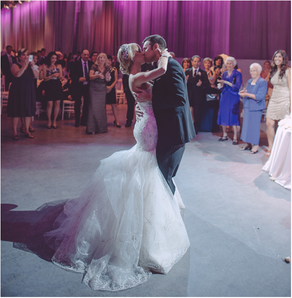 Lazaro 3217 | PreOwnedWeddingDresses.com Real Weddings