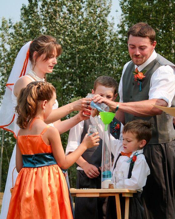 Wedding Sand Ceremony I Do Take Two