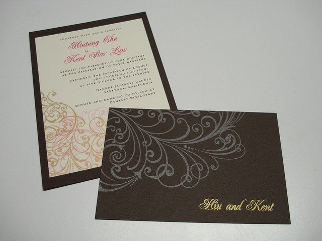 Wedding Gifts For Second Marriages Etiquette: Wording Second Wedding Invitations: Bride And Groom Hosting